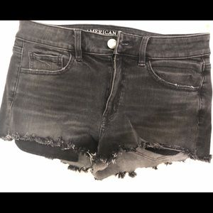 Black shorts for sale!